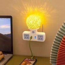 гэрэлтэй  USB оролт жижиг гэрэлтэй залгуур  залгу