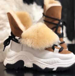Арьсан гутал Нэхий гуталӨвлийн арьсан гутал Womens