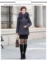 Дунд ахимаг настаны сөдөн куртик Куртик Women coat