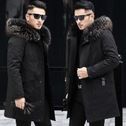 Эрэгтэй куртик Нэхий дотортой куртик Mens coat Ere