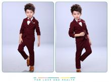 Хүүхдийн хувцас Костьюм пиджак Хослол Өмд Цамц3 Хо