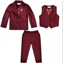 Хүүхдийн хувцас Костьюм пиджак Хослол Өмд Цамц 3Хо