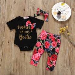 Нярай охидын боди Комбинзон Боди Baby clothes