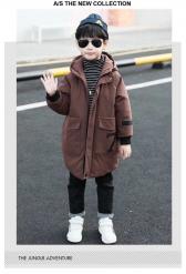 Хөвгүүдийн куртик Өвлийн куртик Boys coat